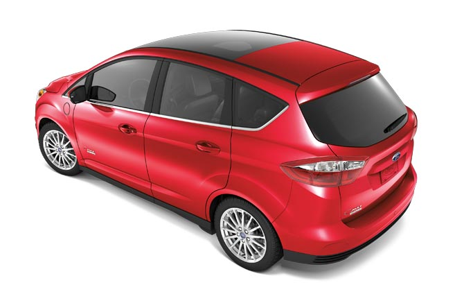 2015 Ford C-MAX performance