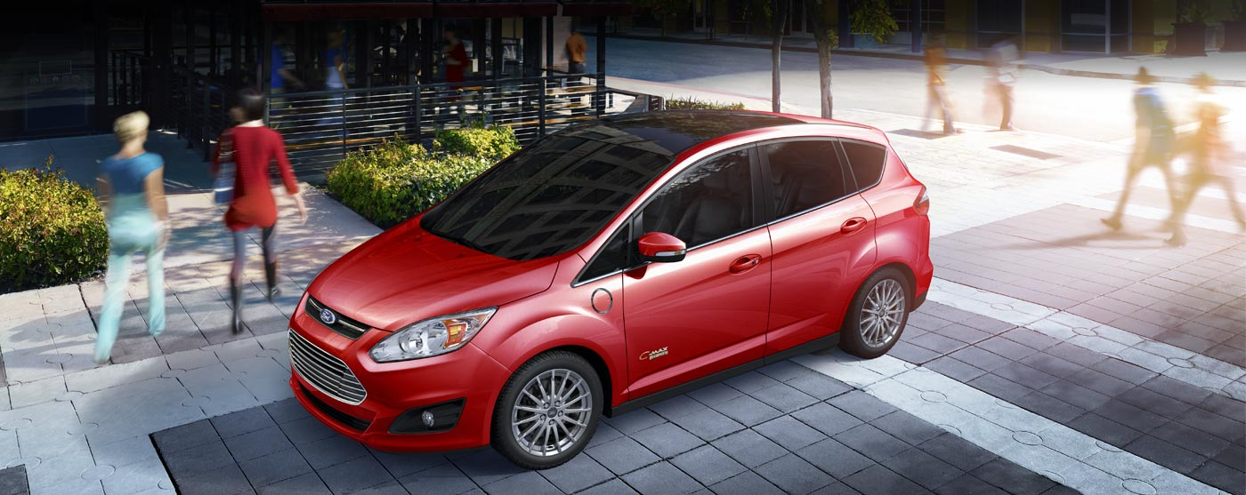 2015 Ford C-MAX Safety Main Img
