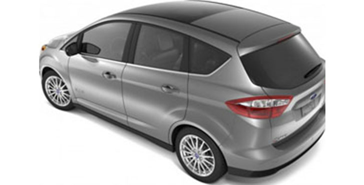 2015 Ford C-MAX safety