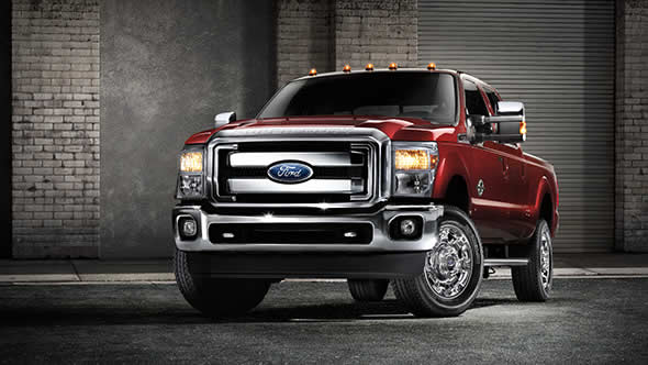 Commercial Vehicles Super Duty
