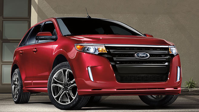 2015 Ford Edge performance