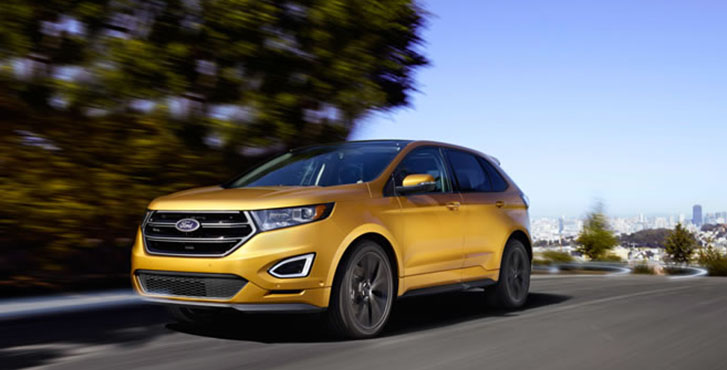 2015 Ford Edge safety