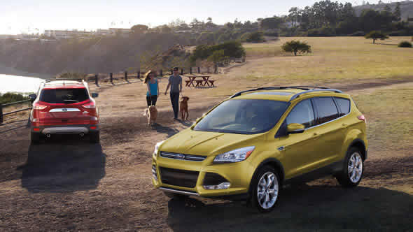 2015 Ford Escape appearance