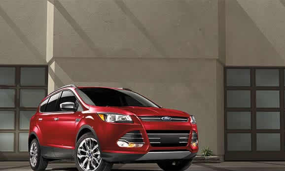 2015 Ford Escape performance