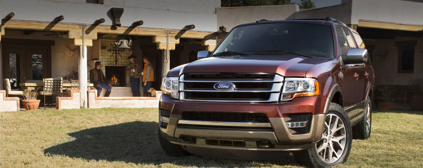 2015 Ford Expedition Appearance Main Img