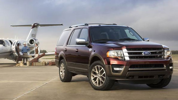 2015 Ford Expedition comfort