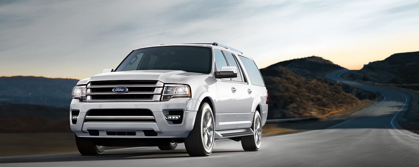 2015 Ford Expedition Safety Main Img