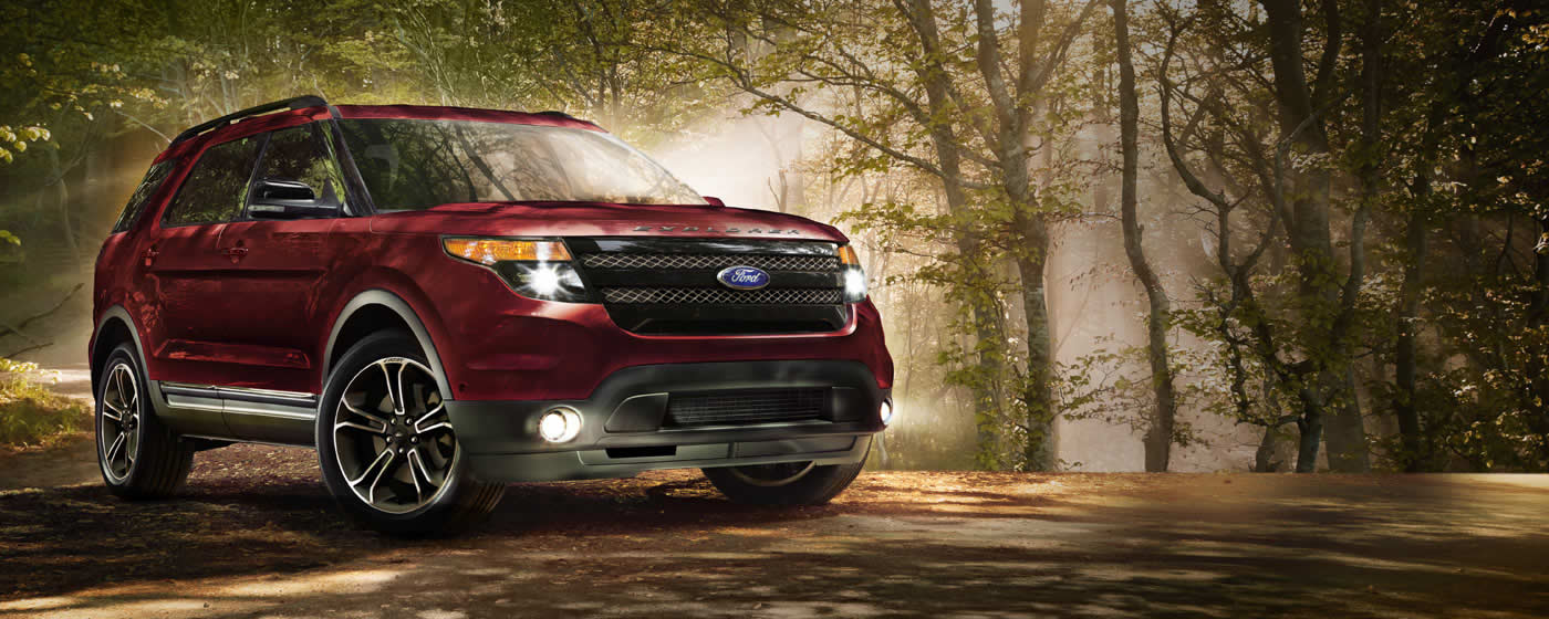 2015 Ford Explorer Appearance Main Img