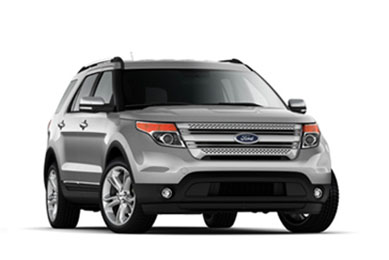 2015 Ford Explorer in College Station