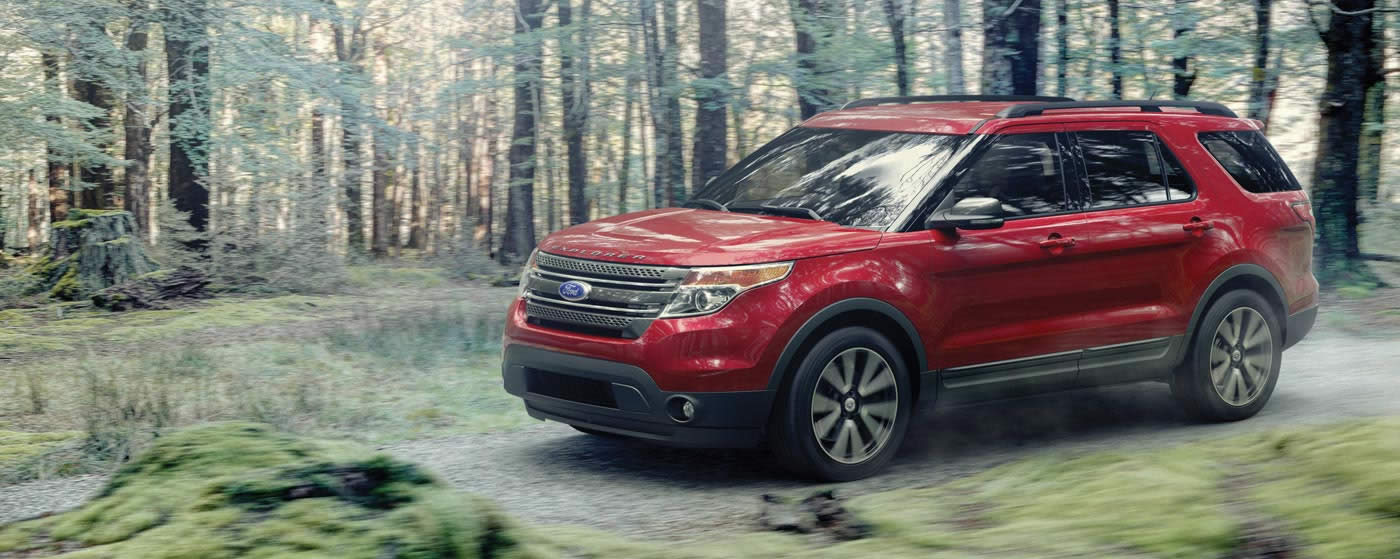 2015 Ford Explorer Main Img