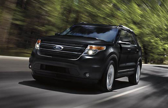 2015 Ford Explorer performance