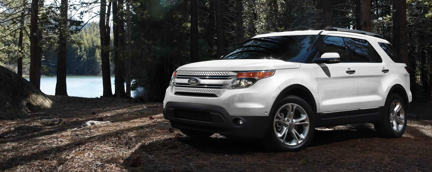 2015 Ford Explorer Safety Main Img