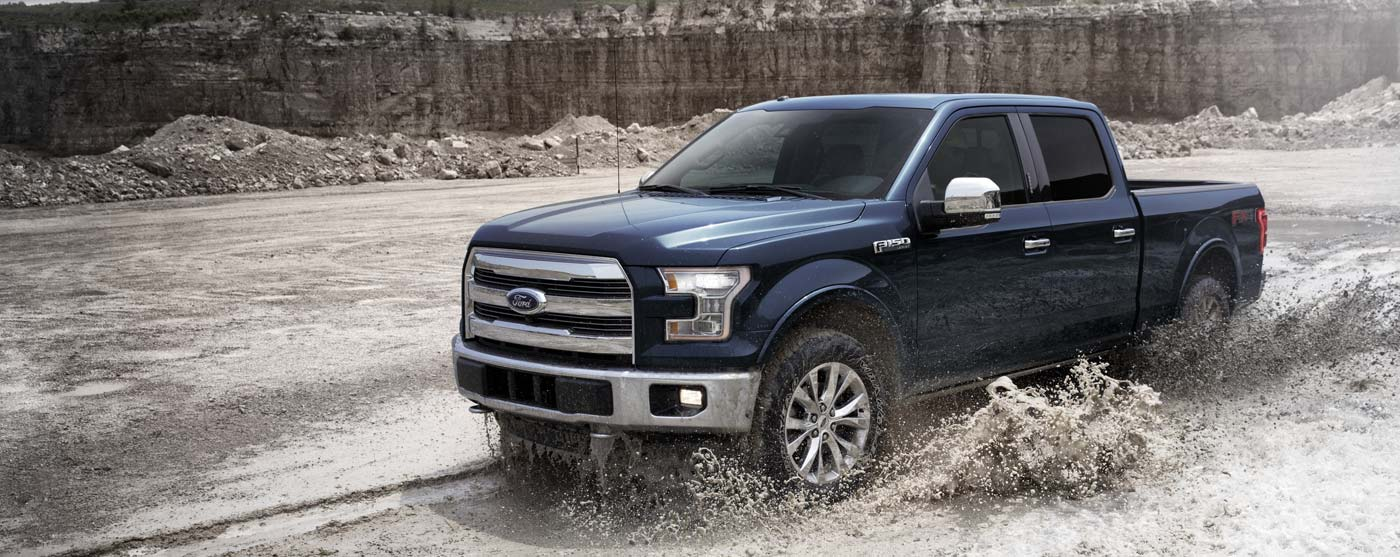 2015 Ford F-150 Appearance Main Img