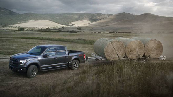 2015 Ford F-150 performance