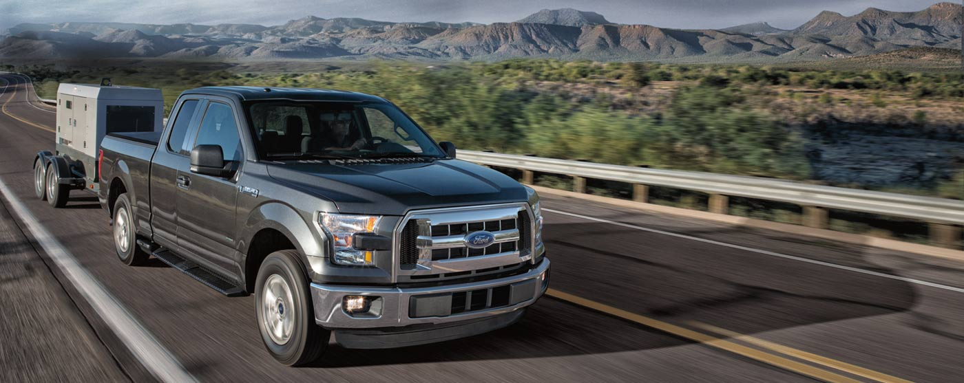 2015 Ford F-150 Safety Main Img