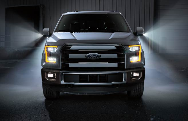 2015 Ford F-150 safety
