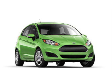 2015 Ford Fiesta in Salt Lake City