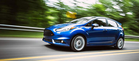 2015 Ford Fiesta safety