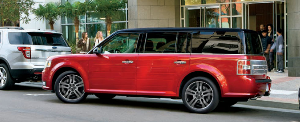 2015 Ford Flex Appearance Main Img