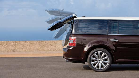 2015 Ford Flex appearance