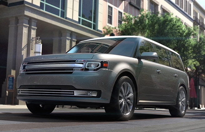 2015 Ford Flex performance