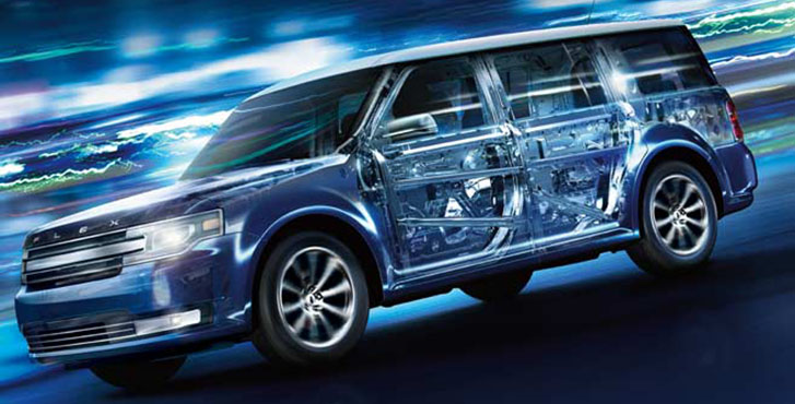 2015 Ford Flex safety