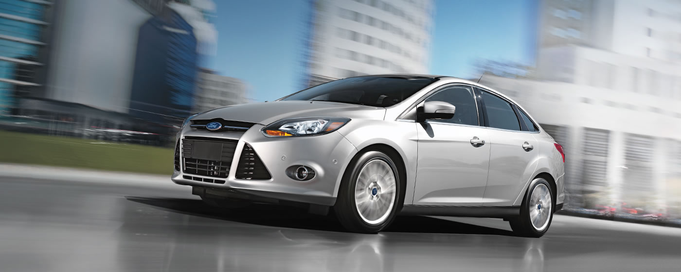 2015 Ford Focus Appearance Main Img
