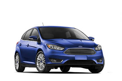 2015 Ford Focus in Salt Lake City