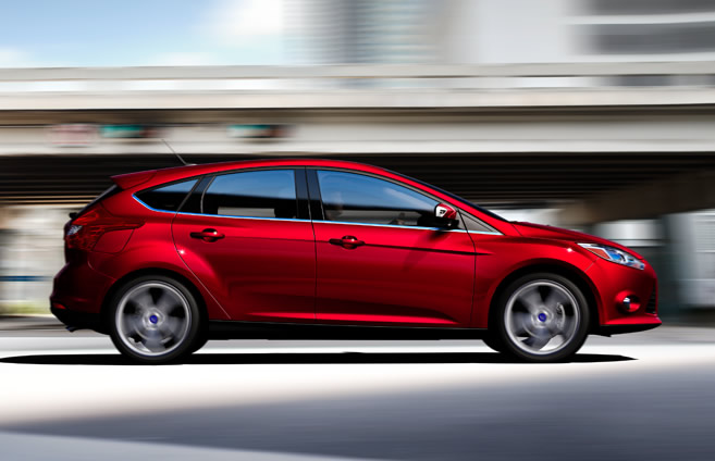 2015 Ford Focus performance