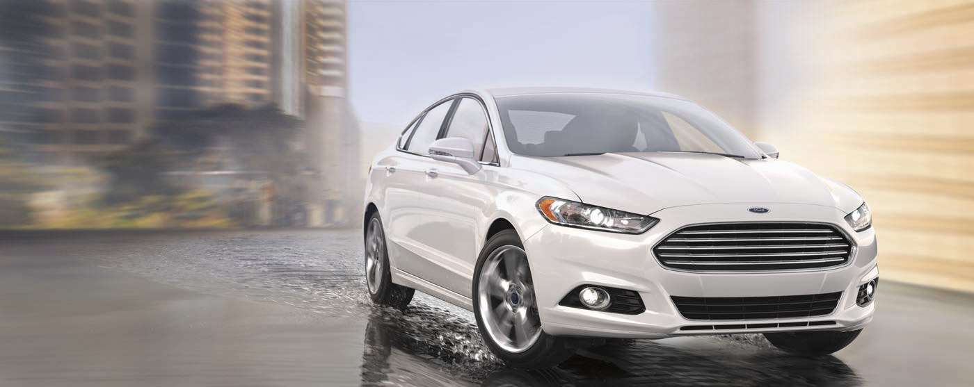 2015 Ford Fusion Appearance Main Img
