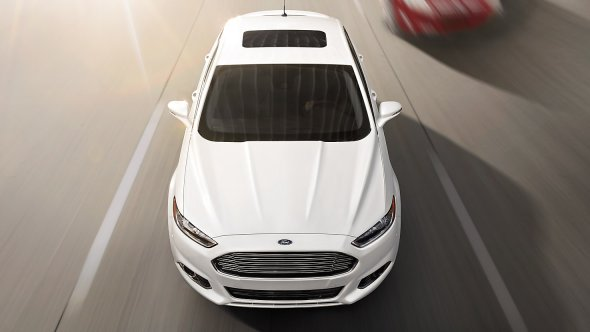 2015 Ford Fusion appearance
