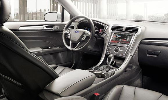 2015 Ford Fusion comfort