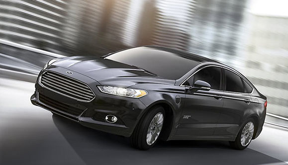 2015 Ford Fusion performance