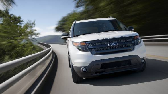 2015 Ford Explorer in Phoenix