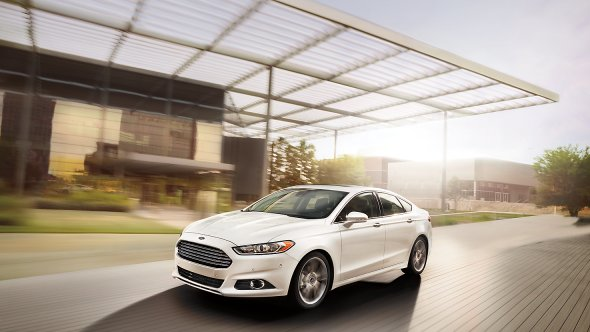 2015 Ford Fusion in Phoenix