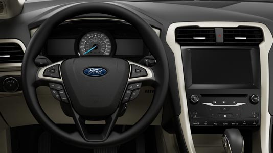 2017 Ford Fusion In Nicholasville The Se Technology Package