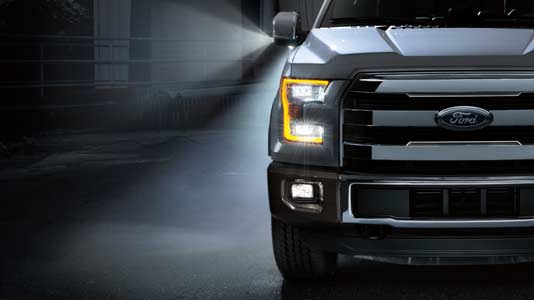 Side Mirrors Led Security Approach Lamps X  Ford F  In Salt Lake City