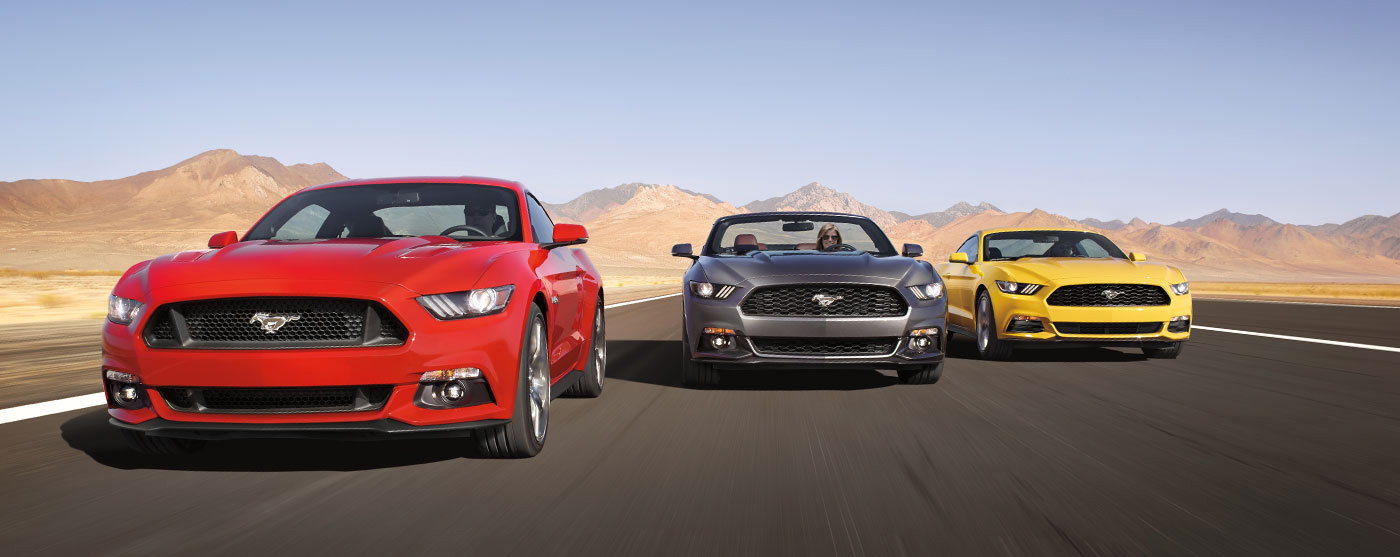 2015 Ford Mustang Appearance Main Img