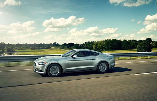 2015 Ford Mustang performance