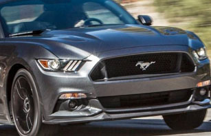 2015 Ford Mustang safety