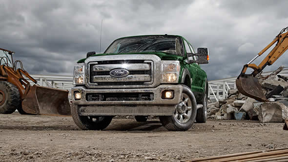 2015 Ford Super Duty appearance