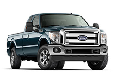 2015 Ford Super Duty in College Station
