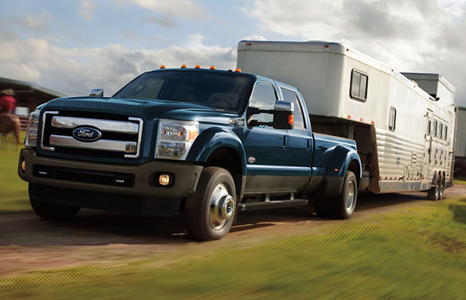 2015 Ford Super Duty performance