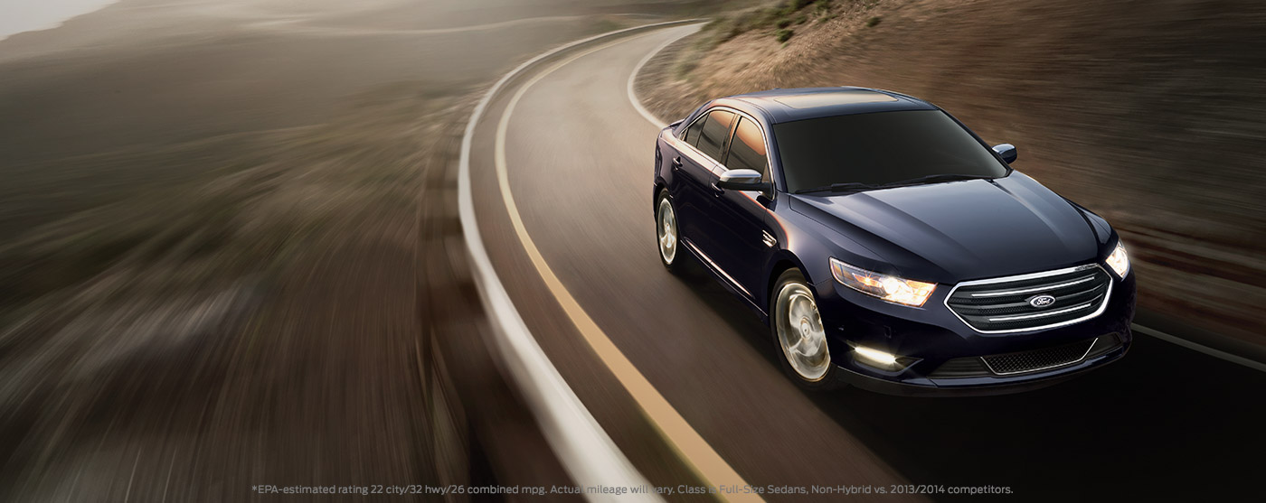 2015 Ford Taurus Appearance Main Img