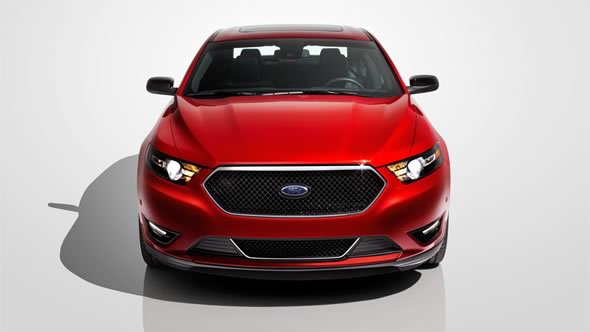 2015 Ford Taurus appearance