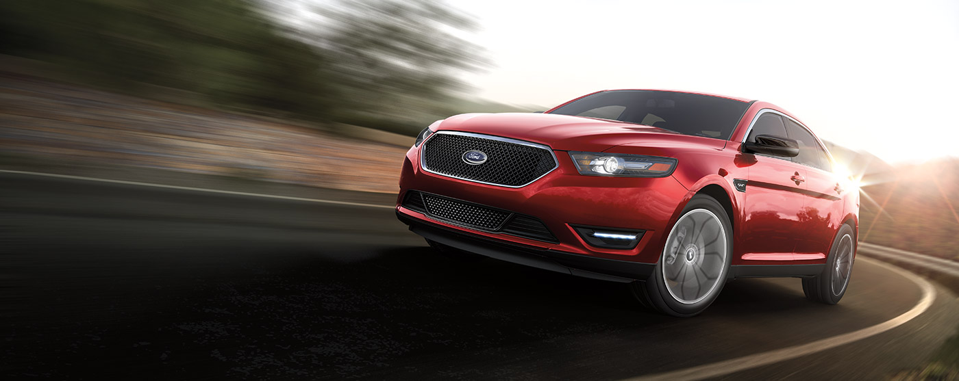 2015 Ford Taurus Safety Main Img