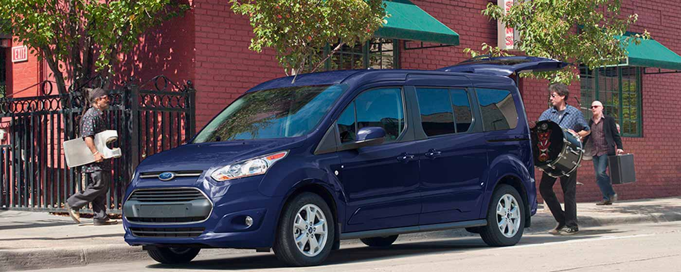2015 Ford Transit Connect Appearance Main Img