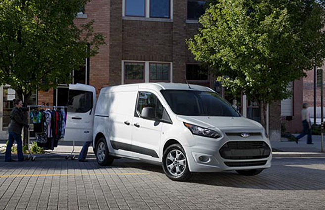 2015 Ford Transit Connect comfort