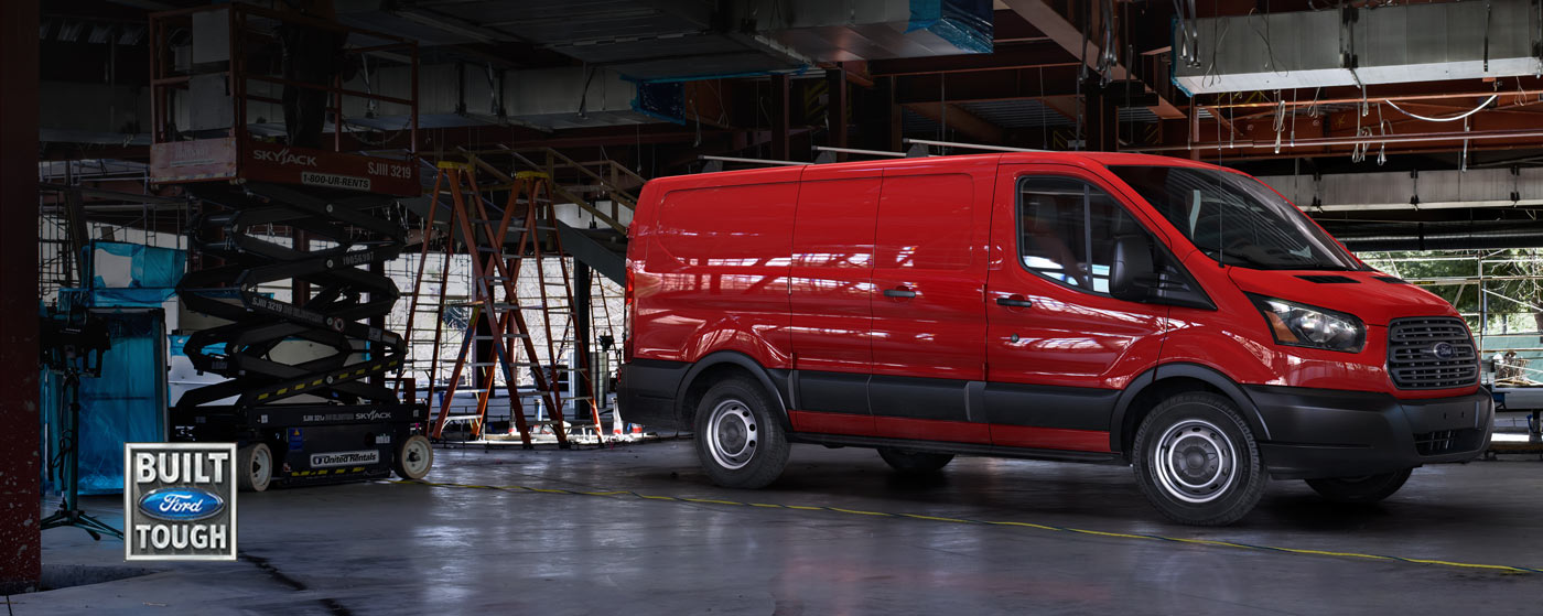 2015 Ford Transit Appearance Main Img