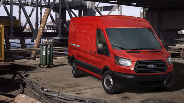 2015 Ford Transit appearance